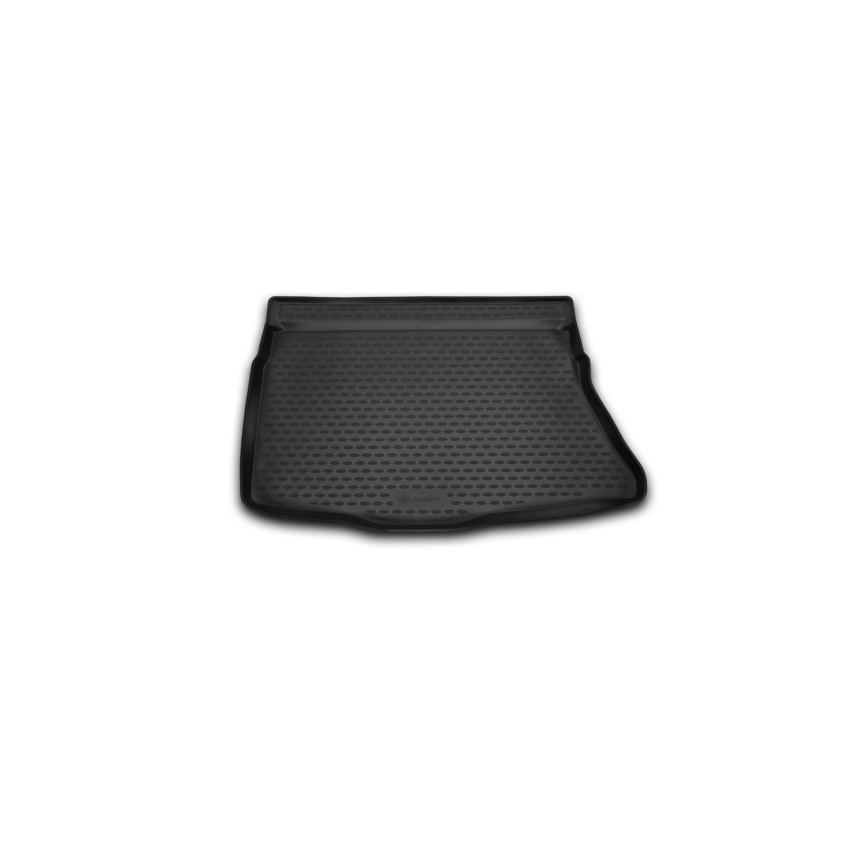 Trunk Mat Suitable For KIA Cee 'd 2012-2018 Luxury Cotton. NLC.25.45.B11