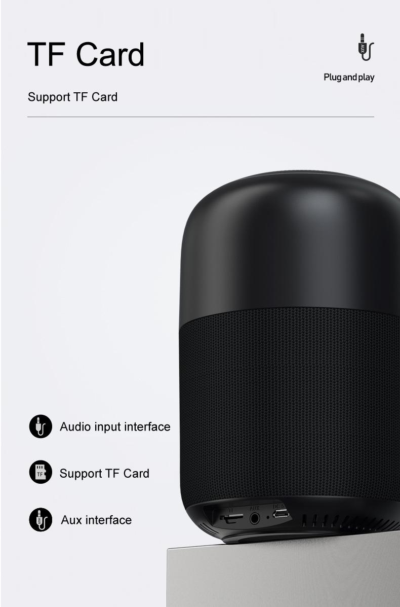 Remax M40 Portable Wireless Bluetooth Speaker 8