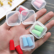 Ear-Plugs Soft-Foam Noise-Reduction Travel Comfort Sleep Tapered Sound-Insulation Prevention