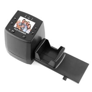 Film Scanner 35mm Negative Film Scanner High quality Mini Photo Slide scanner Supports system Windows XP / Vista / 7, LCD Screen