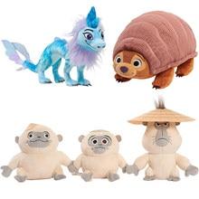 Disney Raya And The Last Dragon Sisu Dragon Plush Tuk Tuk Chattering Ongis Monkey Dyan Pan Uka Stuffed Plush Animals Doll Toys