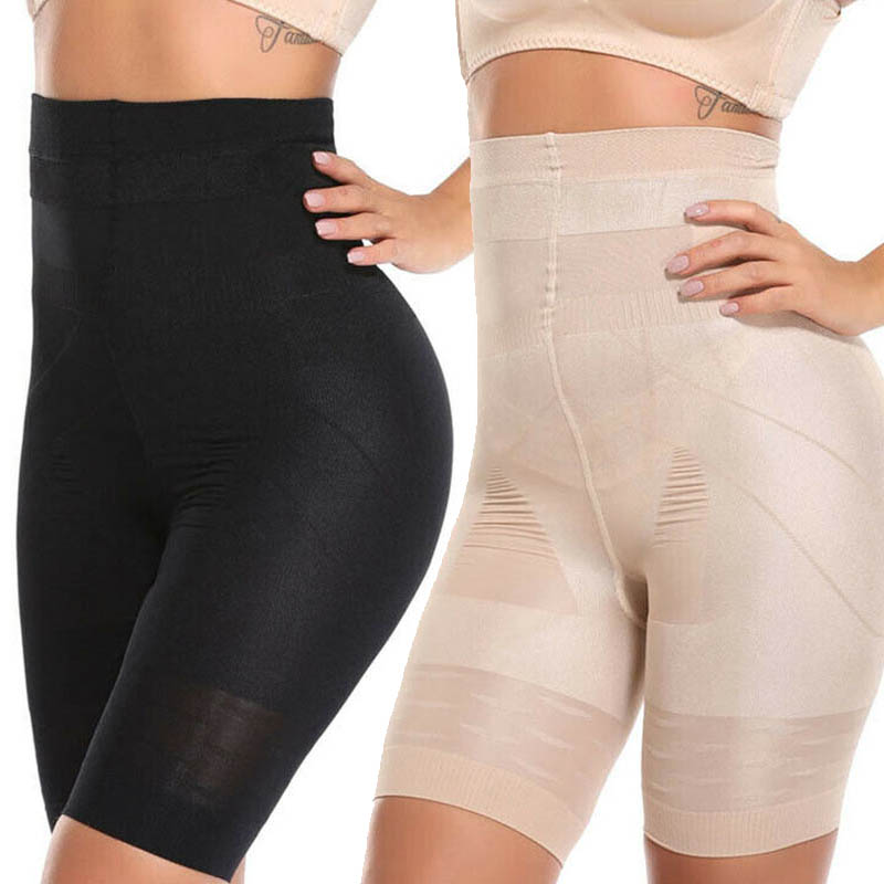 Slimming Shapewear High Waist Weight Loss Shorts Sexy Shapers Underbust Tummy Control Body Shaper Thigh And Waist Shaping