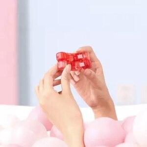 Image 3 - Xiaomi Mijia Nhiều Màu Sắc Đầu Ngón Tay Khối Xây Giải Nén Hiện Vật Di Động Khối Xây Mù Hộp Trí Thông Minh Đồ Chơi Trẻ Em