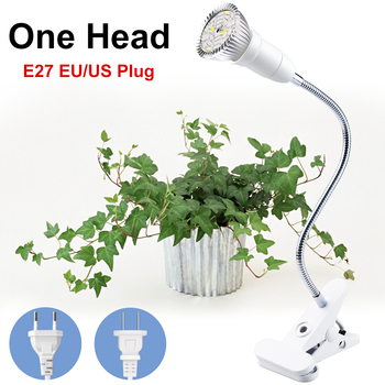 7w 9w 12w 15w 18w 20w 24w phyto lamp full spectrum led grow light e27 plant lamp for greenhouse hydroponic vegetable flower lamp LED Grow Light Full Spectrum Plant Lamp For Indoor E27 LED Bulbs Seedling Flower Growing Light 18W 28W Hydroponic LED Phyto Lamp