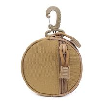 Edc-Pouch Wallet Earphone Hunting Small Waterproof Tactical Camping with Hook Key-Coin