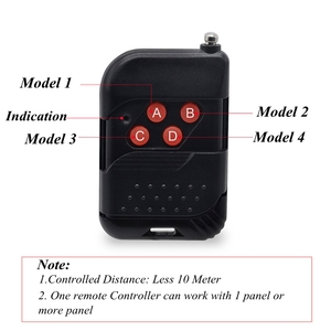 Image 5 - พลังงานแสงอาทิตย์นาฬิกาปลุกรีโมทคอนโทรลSecurity ALARM Motion SensorปลุกไซเรนPIR Motion Sensor DetectorสำหรับHome YARDกลางแจ้ง