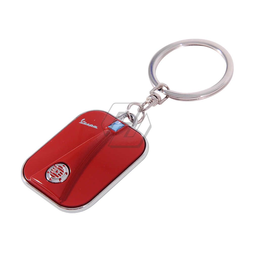 Skuter Gantungan Kunci Case untuk Vespa GTS300 GTS GTV LX PX LX Sprint Primavera 50 125 150 250 300 300ie