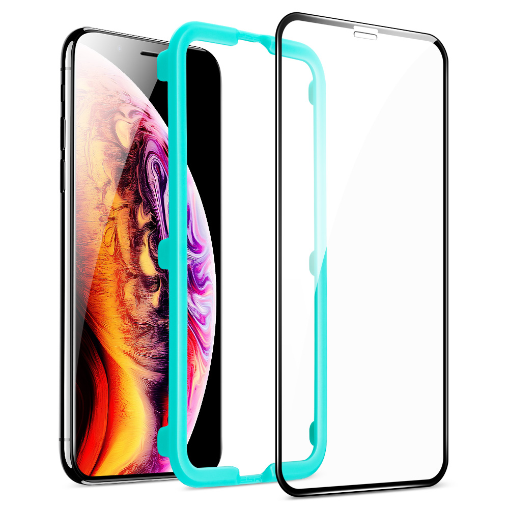 Premium ESR Clear Tempered Glass Screen Protector for iPhone 11 Pro Max 16