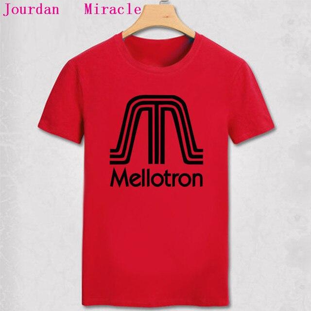 Mellotron T petit haut Mellotron musique Moody Blues roi cramoisi Genesis musique cadeau t-shirt Mellotron hommes manches courtes t-shirt