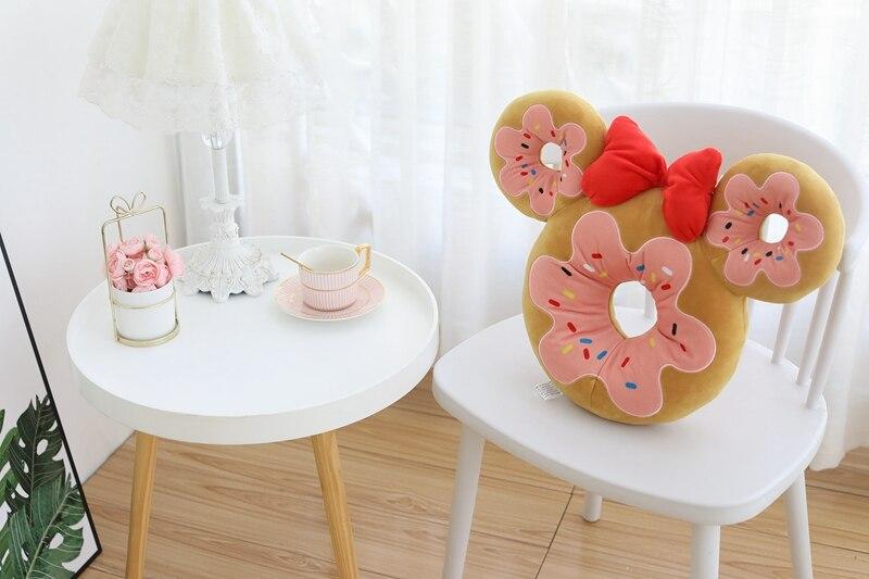 casa chocolate donut assento almofada cadeira assento de carro almofada