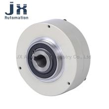 PB-B3-1.2 (12Nm) 24V Tension Controller Hollow Shaft Magnetic Powder Brake For Printing Factory