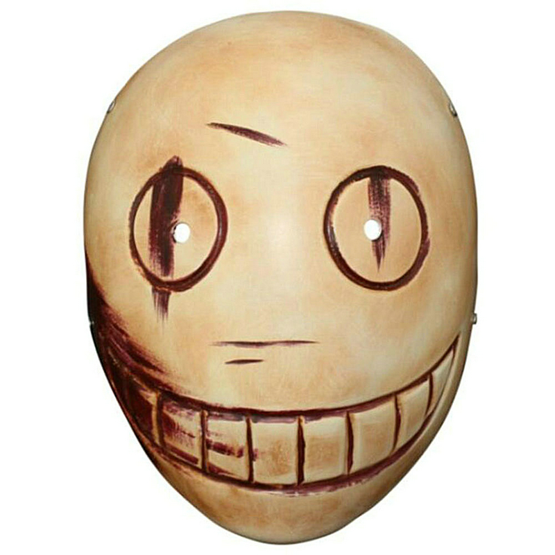 Dead by Daylight Legion Frank Cosplay Mask Pullover Mask Halloween Scary Smile