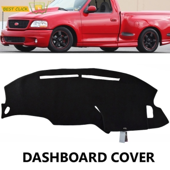 Xukey Dashboard Cover Dash Mat Dashmat For Ford F150 F-150 Expedition 1997 - 2003 Board Pad Sun Shade Carpet 1998 - discount item  46% OFF Interior Accessories