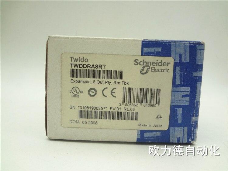 Программируемый Модуль PLC TWDDRA8RT