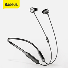 Baseus S15 Active Noise Cancelling Bluetooth Earphone Wireless Sport Earphone,Immerse in Music World Without Noise