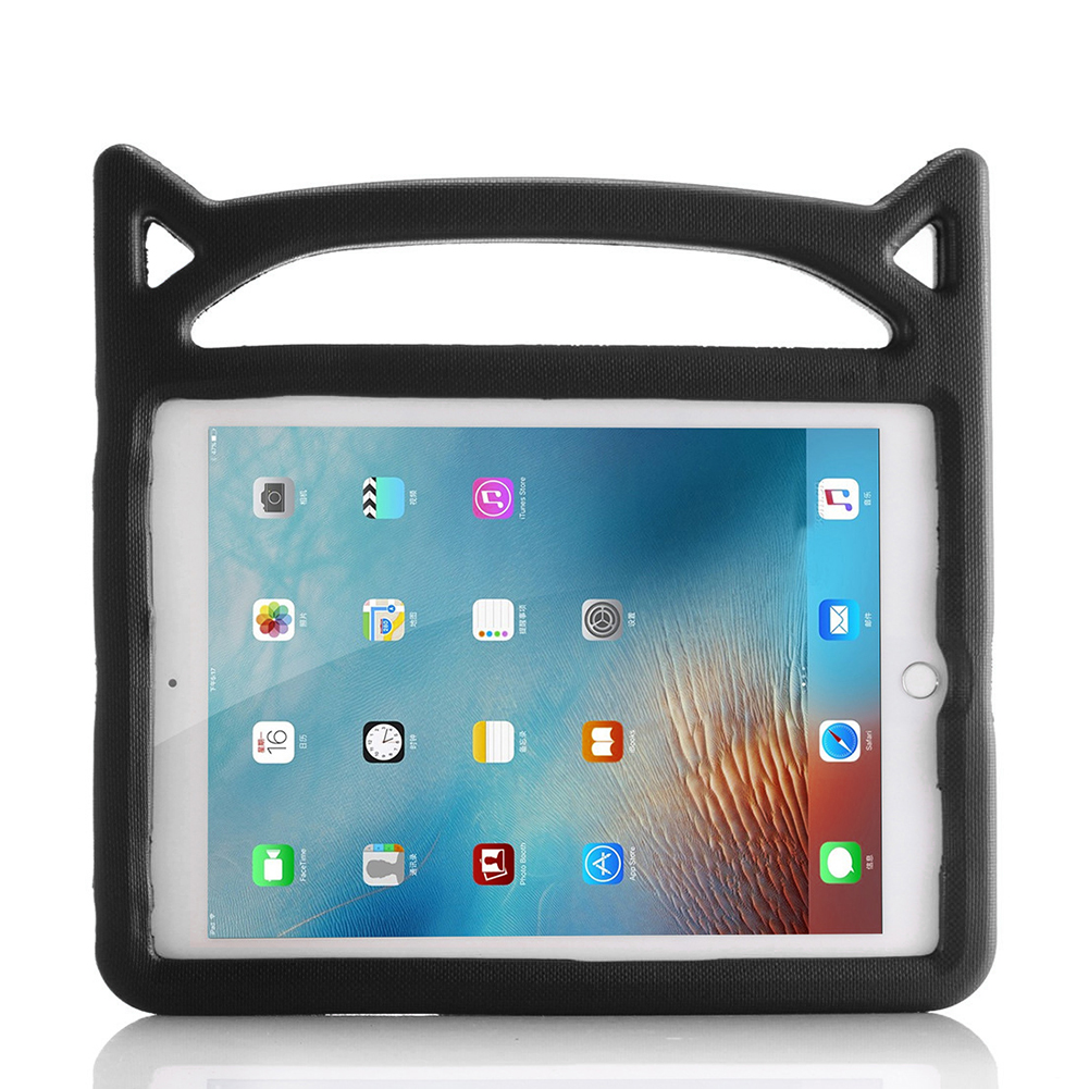 Yellow Yellow for iPad Air 4 Case 2020 A2316 A2324 EVA Safe Kids Handle Stand Tablet Case Cover