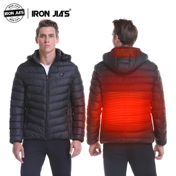 2019 New Motorcycle Jacket USB Infrared Electric Winter Heating Men Women Vest Waistcoat Thermal Clothing Winter Riding Jacket