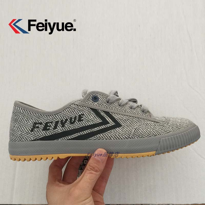 Chinese Botin Grises Hip-pop Feiyue Shoes Young Adults Freestyle Kung Fu Walking Shoes Soft Sneakers Breathable Slipper Martial