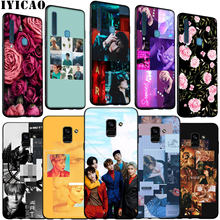 SHINee KPOP Boy group Soft Silicone Phone Case for Samsung Galaxy A6 A7 A8 A9 2018 A3 A5 2016 2017 Note 9 8 10 Plus(China)