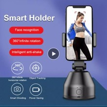 Smart AI Gimbal Personal Robot Cameraman 360 Rotation Innovative Automatic Face Tracking Mobile Phone Stand App Support Souing