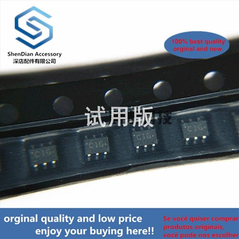 10pcs 100% Orginal New HN1C01FU-GR Dual NPN Composite Triode SOT-363
