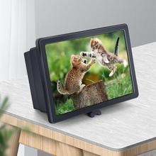 3 Types Folding 3D Screen Mobile Phone Amplifier Magnifier Cellphone Holder Stan