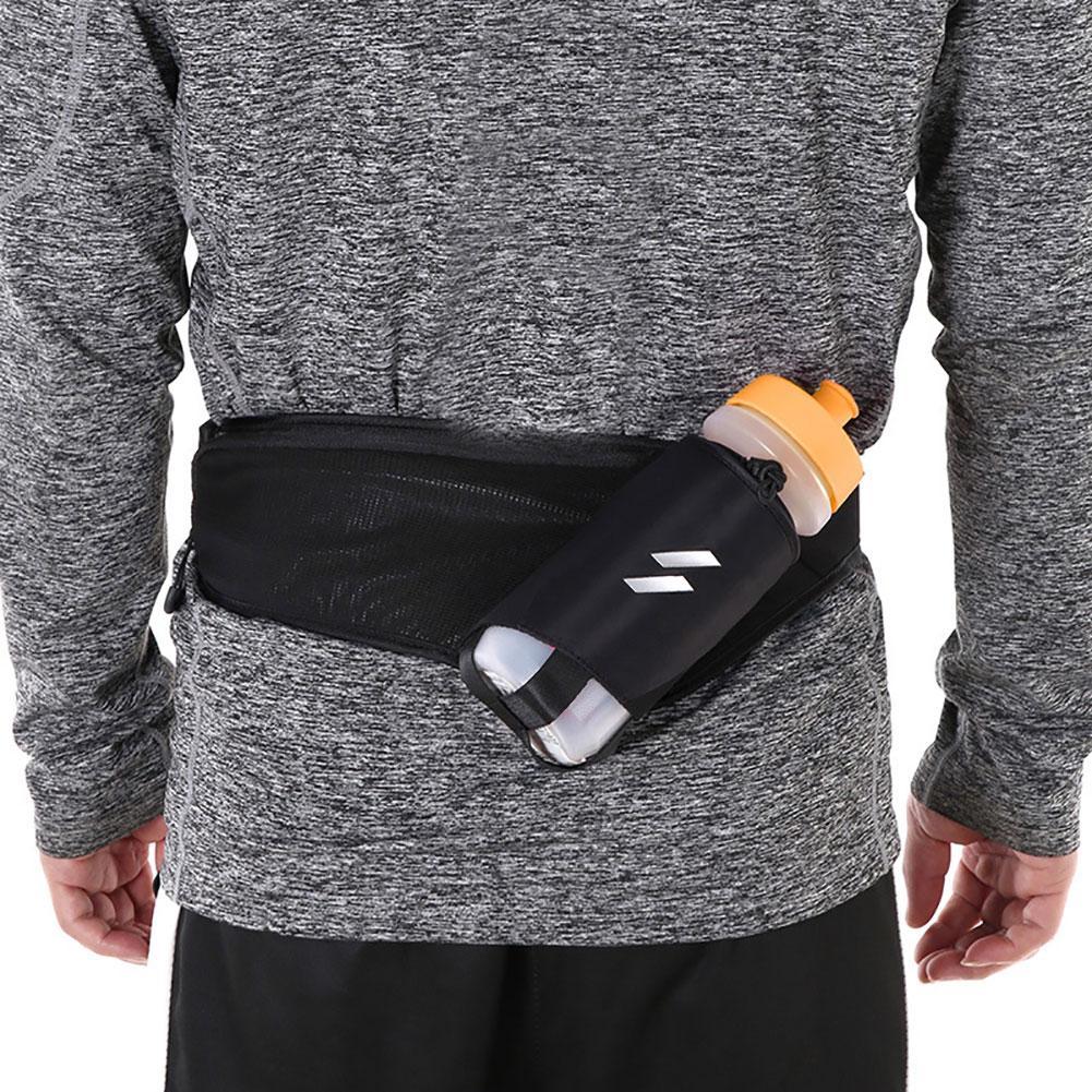 Sport Fitness Running Belt Bag Joggings Cycling Water Bottle Holder Waist Pack Running Belt Bag Joggings Cycling Water Bottle Ho