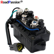 Motorcycle Electrical Parts Starter Solenoid Relay For YAMAHA OUTBOARD MOTORS F 25 HP F 40 F 50 F 60 F 75 F 90 F 150 F 225 F 250