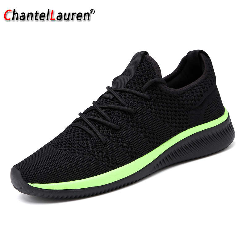 Mens Summer Light Running Shoes Mesh Air-permeable Comfortable Sports Outdoor Walking