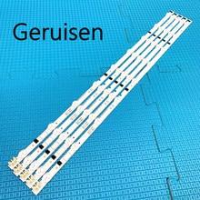 ل samsung 2013SVS32H Ue32f5000 D2GE 320SCO R3 UA32F4088AR UA32f4100AR الخلفية شمعة D2GE 320SC0 R3 650 مللي متر 9LED 32 بوصة