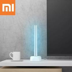 Xiaomi Huayi lámpara de desinfección de luz germicida de alta potencia ultravioleta y ozono 360 ° desinfección 40 Ω esterilizador de área grande