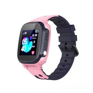 Image 1 - Kids Smart Watch Waterproof Smart bracelet Touch Screen SOS Phone Call Device Location Tracker Anti Lost Child SmartWatch Q16