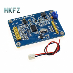 ADS1256 24 bit AD ADC module with high precision ADC data acquisition card