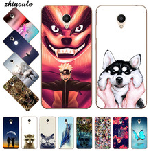 For Coque Meizu M6 Case Cover Silicone TPU Funda for Meizu M6T Cover Protective Bumper for Meizu 6 Meize M6 M 6 Phone Case cheap zhiyoule Fitted Case soft case Geometric Quotes Messages Matte Animal unicorn Floral Waterproof Dirt-resistant Anti-knock