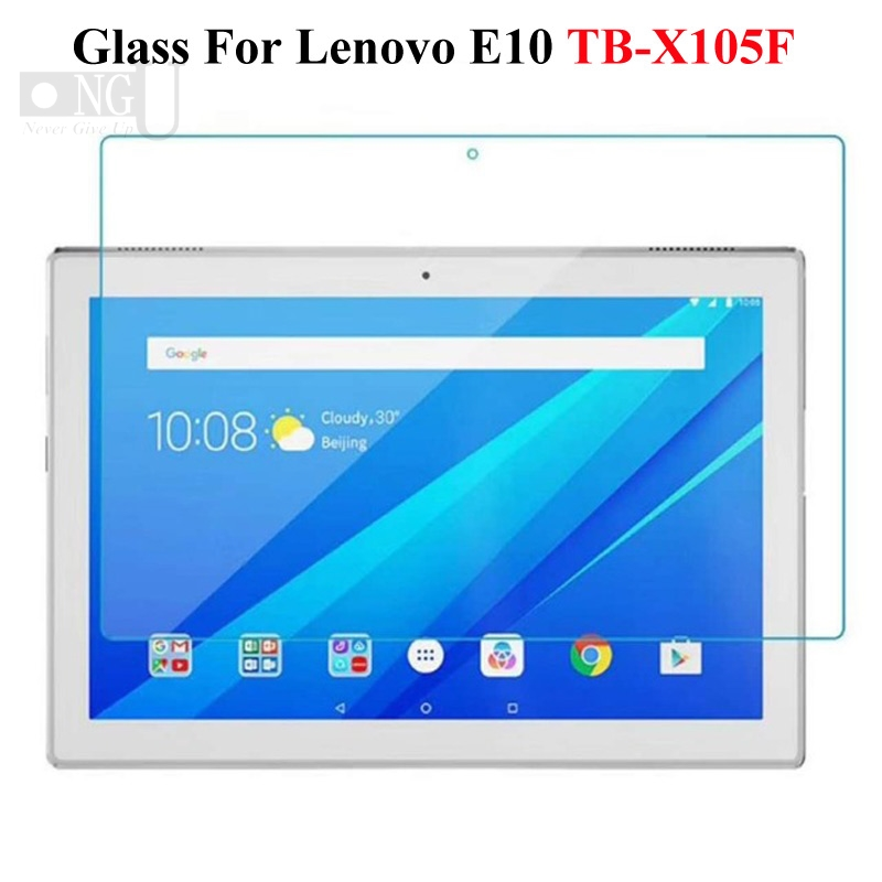 Tempered Glass For Lenovo Tab E7 TB-7104F 7104 7.0 Screen Protector For Lenovo Tab E10 TB-X104F 10.1 Protective Glass Tablet PC