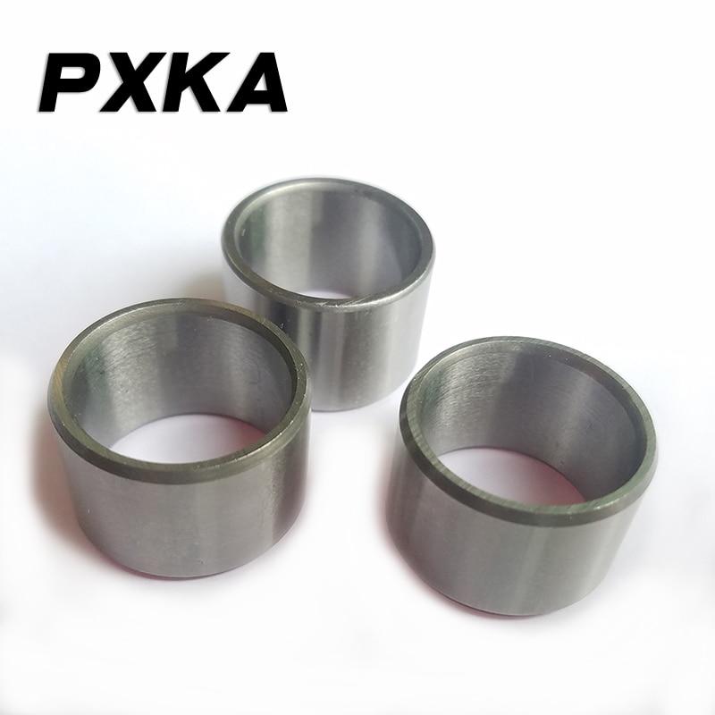 Free Shipping 2pcs Bearing Steel Sleeve Bushing Bushing Inner Diameter 16 18 Outer Diameter 19 20 22 25 26 30 High 20 24 14 15