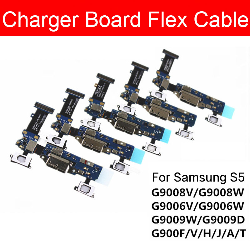USB Charger Board For Samsung Galaxy S5 G900A G900D G900F G900H G900i G900L G900M G900P G900S G900K G900T G900V G906K G906S