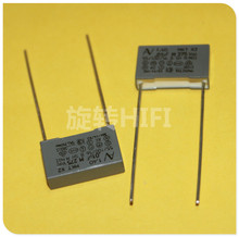 50 pièces AV ARCO mkt 0.01UF 275VAC P15MM X2 condensateur à film de cuivre Arcotronics 103/275VAC MKT 0.01U 10NF italie 0.01 uF/275VAC