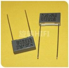 50PCS AV ARCO mkt 0.01UF 275VAC P15MM X2 copper film capacitor Arcotronics 103/275VAC MKT 0.01U 10NF Italy 0.01uF/275VAC