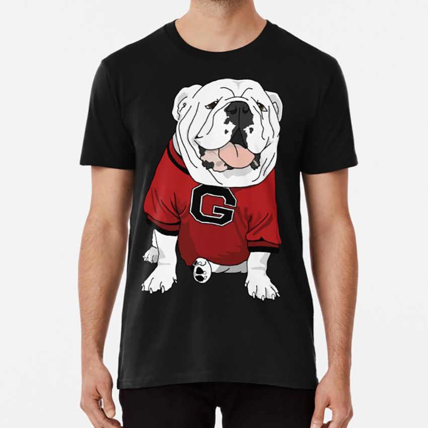UGA Bulldog T shirt university of georgia uga go dawgs football mascot athens georgia bulldog dog