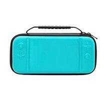 เกมมือถือเครื่อง SHELL EVA กระเป๋าพกพาป้องกันกรณี Scratch Resistant ประหยัดพื้นที่ Travel Anti Lost สำหรับสวิทช์ Lite