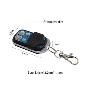 Image 4 - ROGER H80 E80 ROGER TX22 устройство для открывания Гаражных дверей пульт дистанционного управления Дубликатор 433,92 МГц