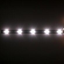 16 أجزاء/وحدة ل Skyworth 43E3000 LCD شريط إضاءة خلفي 5800 W43001 3P00 RDL430FY LDO 10 40.2 سنتيمتر 100% جديد 3V
