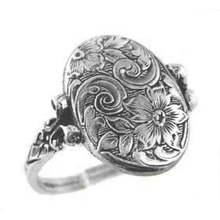 Винтажное уникальное модное кольцо серебристого цвета с узором
