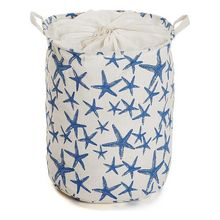 Laundry basket Blue Sea (38 x 48 x 38 cm)