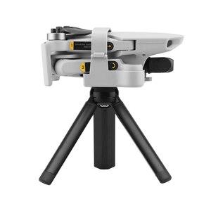 Image 4 - DJI Mavic Mini/Mavic Mini 2 el kavrama Tripod Gimbal el PTZ sabitleyici eylem kamera tutucu Tripod aksesuarları