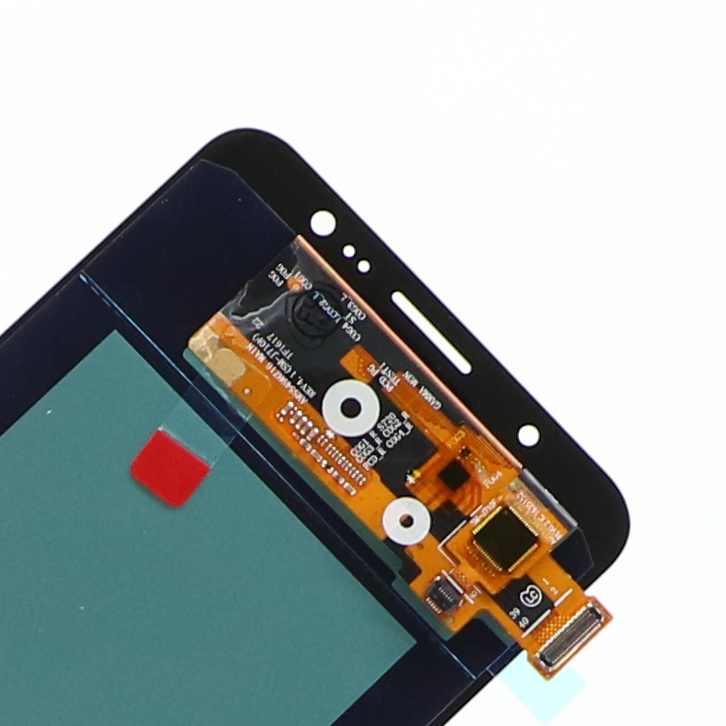 سوبر AMOLED لسامسونج غالاكسي J7 2016 J710 J710F J710FN J710M J710Y شاشة الكريستال السائل مجموعة المحولات الرقمية لشاشة تعمل بلمس استبدال