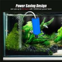 Glorystar Портативный Миниатюрный аквариум с usb аквариумный