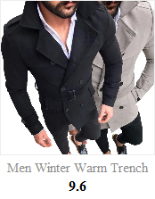 H42517fd3f4d74b4498f3c5d7d562c8784 gentleman Long Slim Men Trench Coat Double-breasted Lapel Windbreaker Male Fashion Autumn Winter Coat Long Design Trench Male