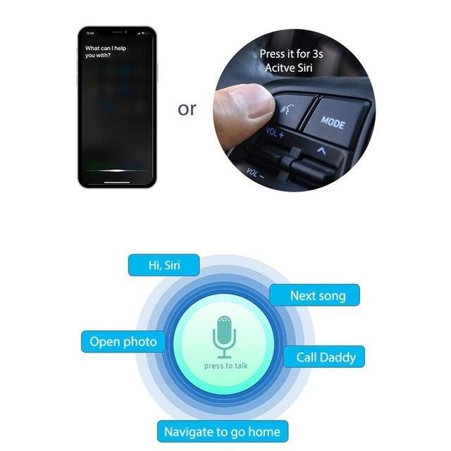 Bezprzewodowa dla Carplay aktywator interfejs androida Auto dla BMW NBT F10 F20 F30 X1 X3 X4 X5 X6 F48 F25 F26 F15 F56 MINI serie